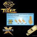 TIGER X SHAFT
